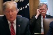 پولیتیکو: ترامپ گفته بود از حضور بولتون استفاده می کنم چون ایران از او حساب می برد