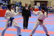ایران با ۵۱ مدال قهرمان پانزدهمین دوره مسابقات بینالمللی جایزه بزرگ کاراته اورمیا-اوپن