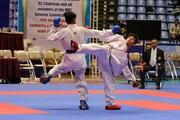 ایران قهرمان رده سنی جوانان مسابقات بینالمللی جایزه بزرگ کاراته اورمیا-اوپن