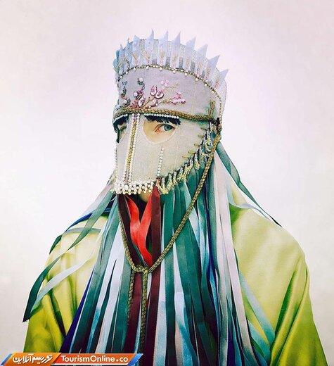 ماسک پارچه ای؛ زنانی با چهره های متفاوت