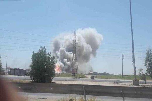 وقوع یک انفجار در مسیر زاهدان-خاش/ اقدام تروریستی بوده؟