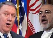 فیلم | وحشت پمپئو از مصاحبه ظریف درباره آمادگی ایران برای دفاع