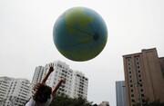 تصاویر | تظاهرات جهانی در اعتراض به تغییرات آب و هوایی