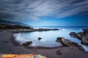 تصاویر   سواحل جادویی سیاه