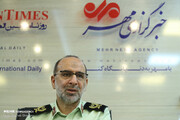 سخنگوی نیروی انتظامی: ایران امنیت بینظیری دارد
