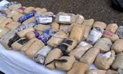کشف یک تن و ۶۲۴ کیلو مواد افیونی در یک درگیری مسلحانه