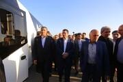 إيران ستصبح واحدة من مراكز إنتاج قضبان السكك الحديدية في المنطقة