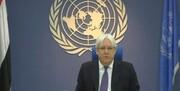 واکنش سازمان ملل به طرح انصارالله برای توقف حملات یمن به عربستان