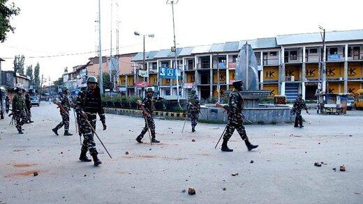 رقمی غیر قابل باور از بازداشت شدگان کشمیری