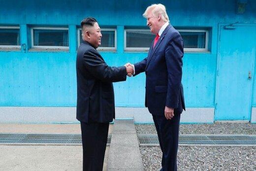 ترامپ: اون بهترین اتفاق من است!