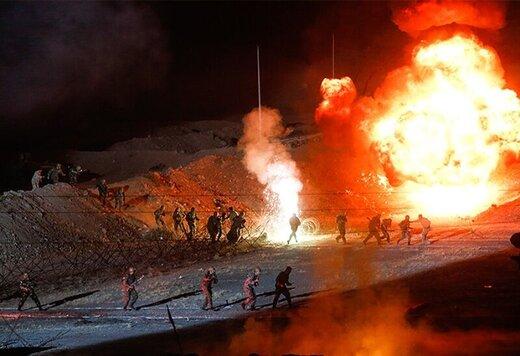 عملیات بیتالمقدس در تبریز بازسازی میشود