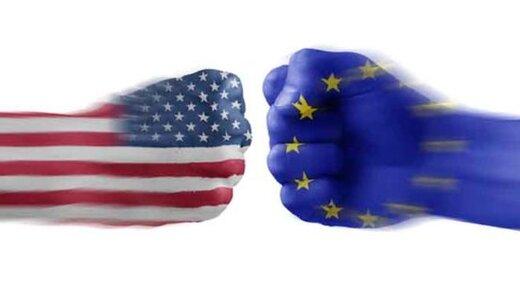 اروپا وارد جنگ تجاری با آمریکا میشود؟