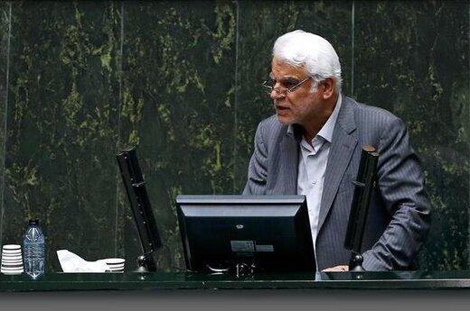 بهمنی: حقوق نمایندگان مجلس بین ۵ میلیون و ۴۰۰ هزار تا ۸ میلیون تومان است