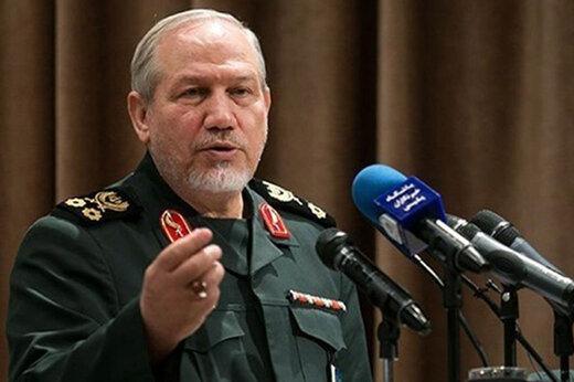 سردار صفوی: رهبری آیتالله خامنهای، منجر به شکست سیاستهای آمریکا و اسرائیل شده است