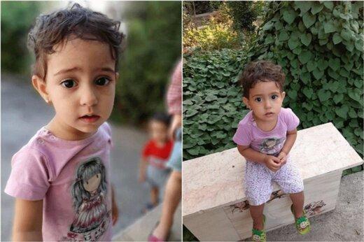 فیلم | حرفهای مادر دختر ۲ ساله به ربایندگان احتمالی دخترش