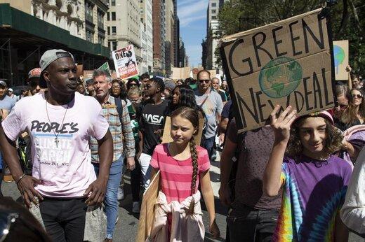 چطور دختری ۱۶ساله، مردم را برای حفاظت از زمین به خیابان کشاند؟