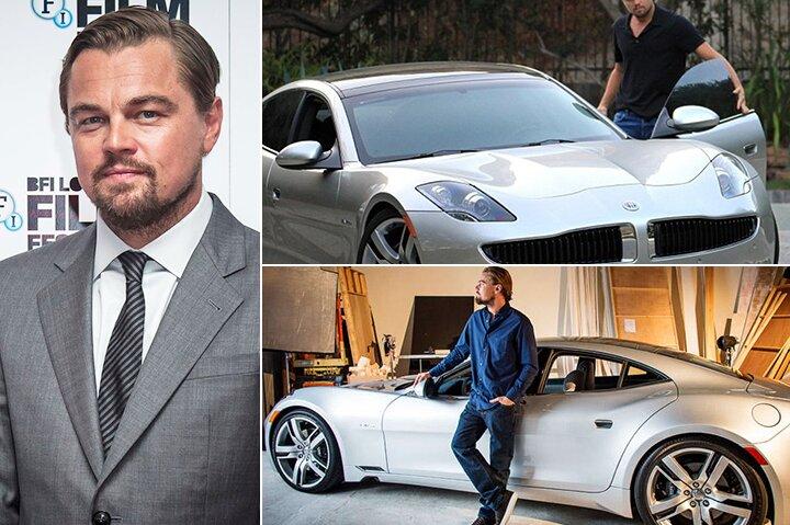 بازیگران مشهور جهان چه خودروهایی سوار میشوند؟