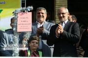 تصاویر | وزیر آموزش و پرورش در جشن شکوفهها