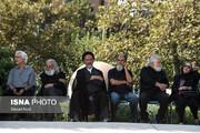 تصاویر | مراسم تشییع مسعود عربشاهی