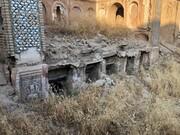 تصاویر | تخریب خانهای متعلق به دوران زندیه در شیراز