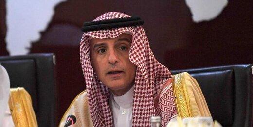 الجبیر: عربستان گزینههایی متعدد برای پاسخ به حمله آرامکو دارد