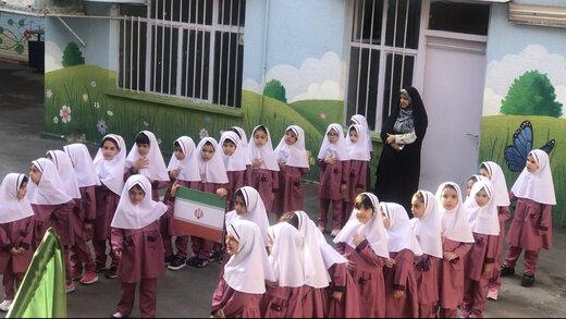 فیلم | بیش از یک میلیون کلاس اولی و کلاس های ۴۰ نفری در قلب تهران!