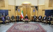 روحاني: مبادرة هرمز للسلام تدعو إلى تحقيق سلام طويل الأمد في المنطقة