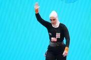 دوازدهمی ارجمندخواه در مسابقات قهرمانی جهانی