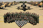 فیلم | بزرگترین عملیات هوایی ایران علیه عراق یک روز پس از حمله بعثیها
