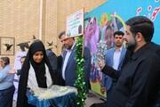آیین بازگشایی مدارس و نواخته شدن زنگ سال تحصیلی جدید با حضور استاندار خوزستان برگزار شد