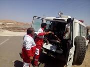 انجام عملیات نجات برای جستجوی ۱۷ مفقودی در کویر کرمان