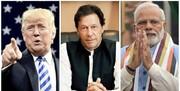 ترامپ بار دیگر برای میانجیگری بین هند و پاکستان اعلام آمادگی کرد