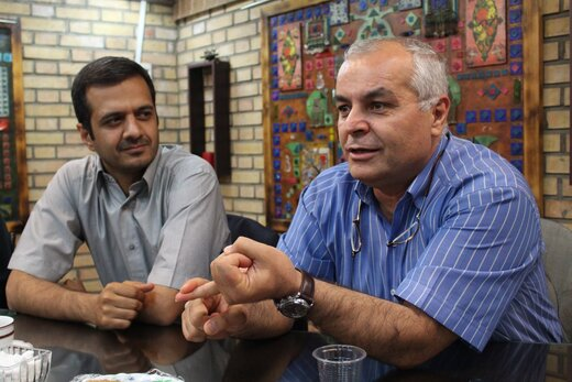 فیلم | پسر شهید عباس کریمی: 175 خاطره مختلف درباره نحوه شهادت پدرم شنیدم/ میدانم خیلیها را درست نمیگویند اما تائید می کنم که دلی نشکند