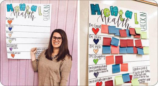 معلمی که اقدام جالبش برای دانشآموزان، مورد توجه شبکههای اجتماعی دنیا قرار گرفت!