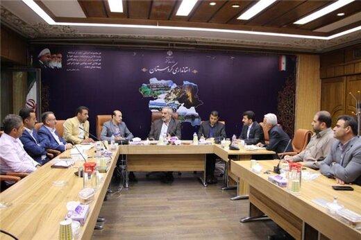 موافقت استاندار با تشکیل کارگروه بررسی و رفع مشکلات کارگران ساختمانی کردستان