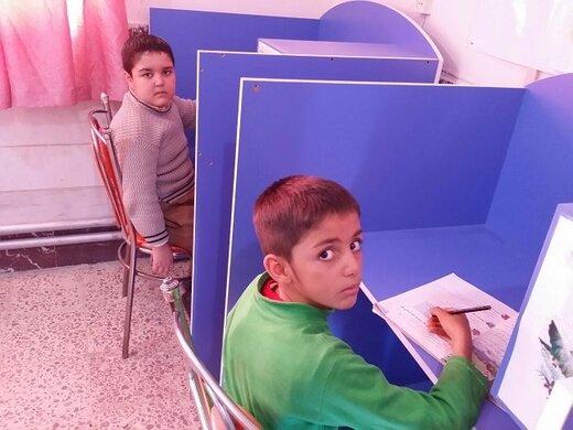 ارائه خدمات آموزشی و پرورشی به ۱۰۰ دانش آموز طیف اُتیسم