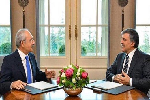 خبر بد برای اردوغان؛ گل و قلیچداراوغلو برای معرفی نامزد مشترک توافق کردند