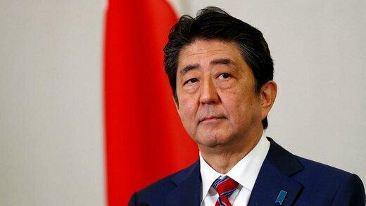 آبه از مردم ژاپن عذرخواهی کرد