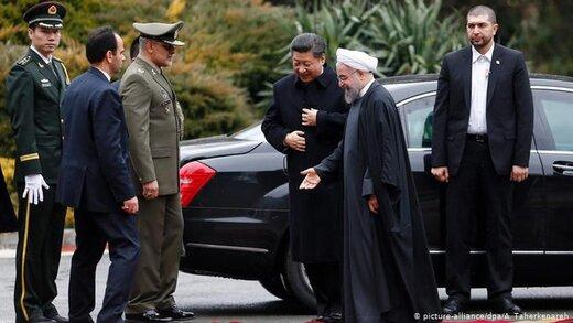 حسین ملائک: توسعه روابط با چین به نفع ایران است