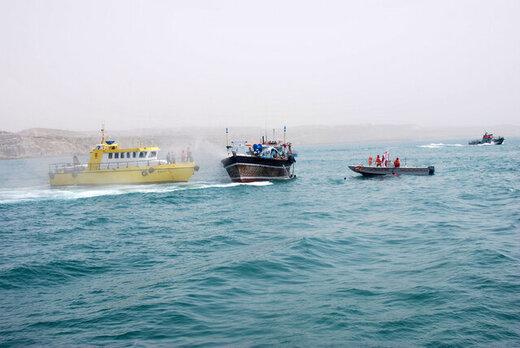 ۳ شناور در خلیج فارس توقیف شدند