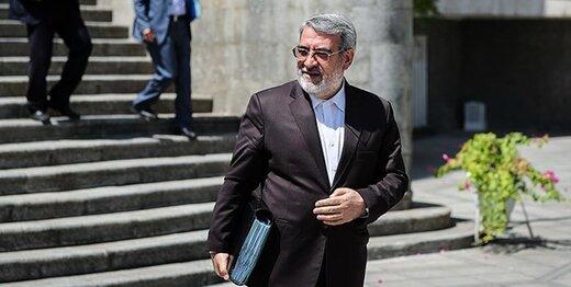وزیر کشور: نقشی در تامین امنیت عراق در مراسم اربعین نداشتیم/چرا زائران چند ساعت پشت مرزها نگه داشته شدند؟