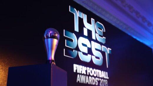 ترکیب منتخب تیم مردان فیفا اعلام شد