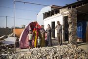 تصاویر | وضعیت مردم آققلا شش ماه پس از سیل