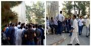 کارگران شرکت «پاژن» ۶ ماه است حقوق نگرفتهاند؛ تجمع کارگران در نسیمشهر