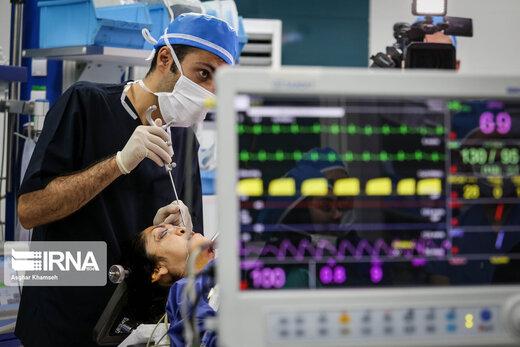 نخستین عمل جراحی بازسازی کامل صورت با استفاده از تکنولوژیهای نوین