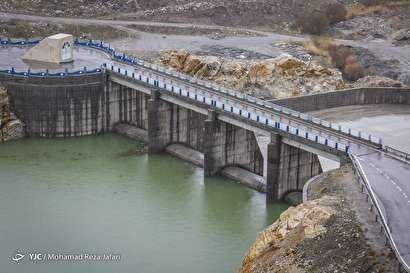 چقدر آب پشت سدهای کشور است؟