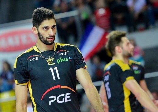 نگرانی سرمربی تیم والیبال اسکرا لهستان برای ۲ ملیپوش ایرانی
