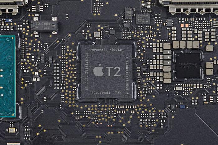 پردازنده T2