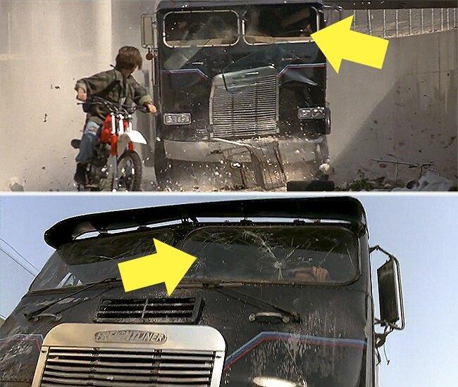 اشتباهاتی در فیلمهای هالیوودی که حتی متوجه آنها نشدید+ تصاویر
