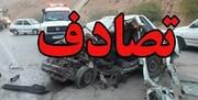 فوت نوجوان ۱۵ ساله در تصادف تریلر با پیکان در بزرگراه امام علی (ع)